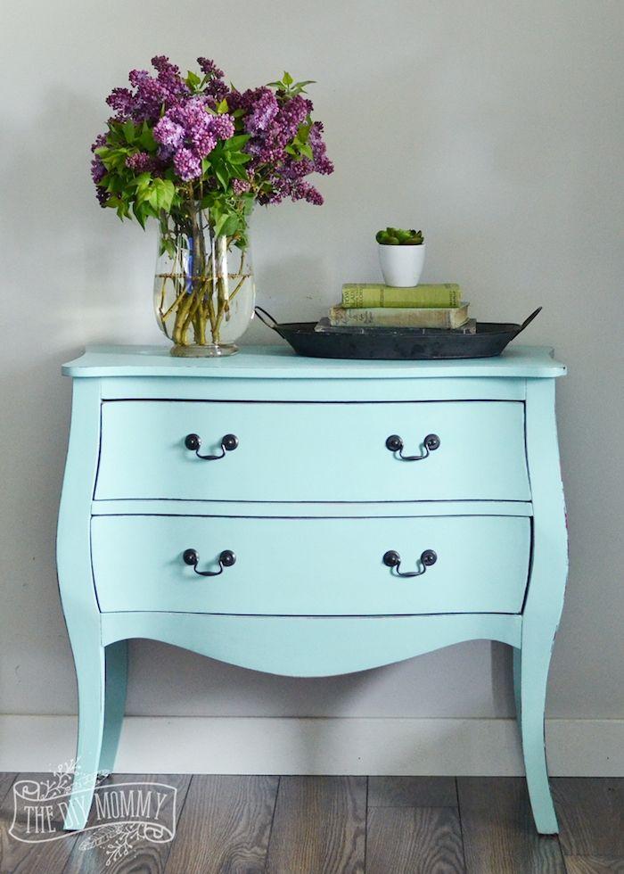 ▷ 1001 + idées comment peindre un meuble ancien Decoration