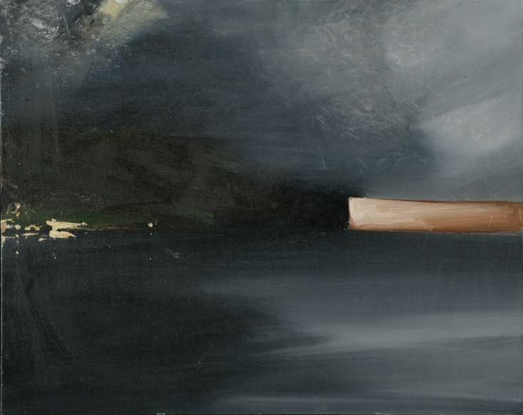 Ørnulf Opdahl: Goksøyr, 2011,favourite painter