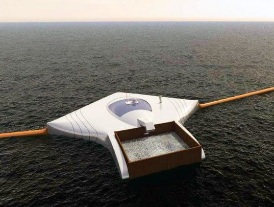 19-Year-Old's Ocean Cleanup Array Could Clean Half the Pacific Garbage Patch in 10 Years, Study Shows