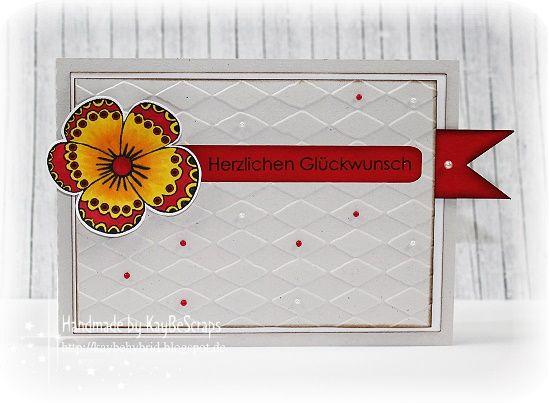 KayBeScraps: Geburtstagskarte..