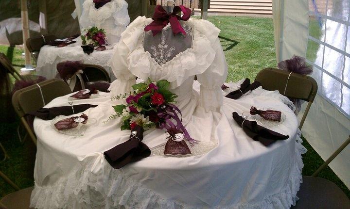 Vintage Wedding Dresses Bath : Vintage wedding dresses shower gifts and showers