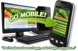 Go Mobile - For all your mobile website needs.