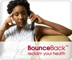 Feeling low? Stressed? Anxious? Bounce Back can help! It's a free program to improve the mental health of British Columbians.