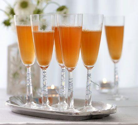 Clementine fizz recipe - Recipes - BBC Good Food