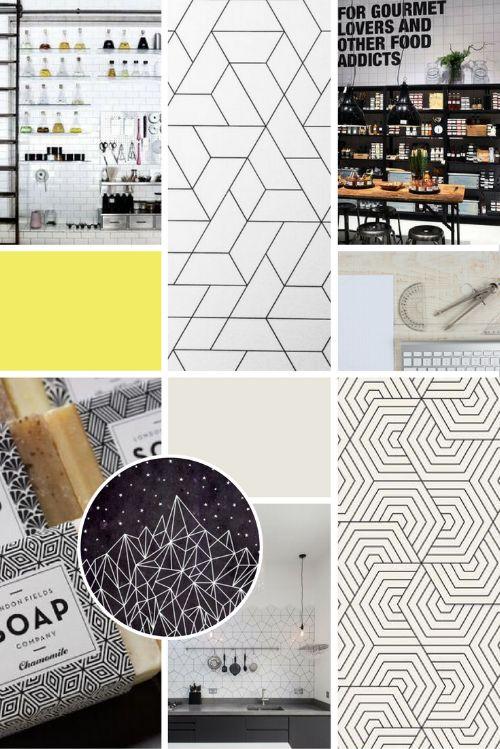 Brand Moodboard for The Cocoa Lab | byRosanna