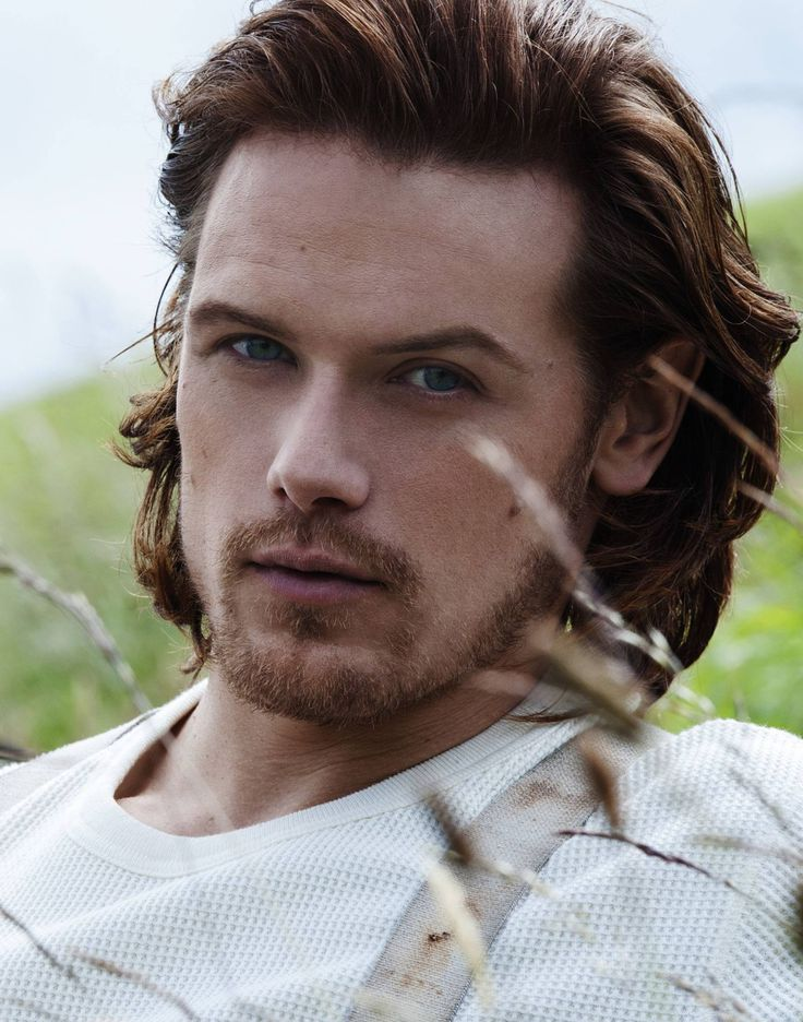 "Jamie Frasier in ""Outlander"" TV Series. This is one of my favorite pictures!"