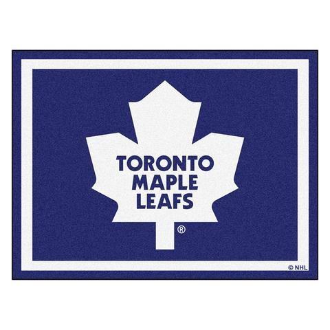 Toronto Maple Leafs NHL 8ft x10ft Area Rug