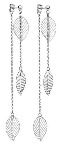 Live Love Leaf in silver  $45 ♡