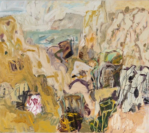 Cummings Elisabeth Aegean From Schrapnel Gallery