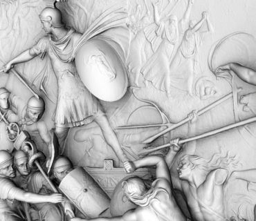 3D Scanned Museum Heritage