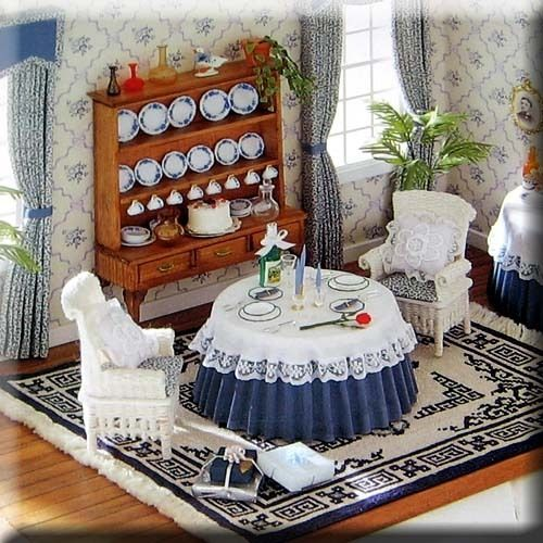 17 Best Images About Japanese Doll House: Miniature Model