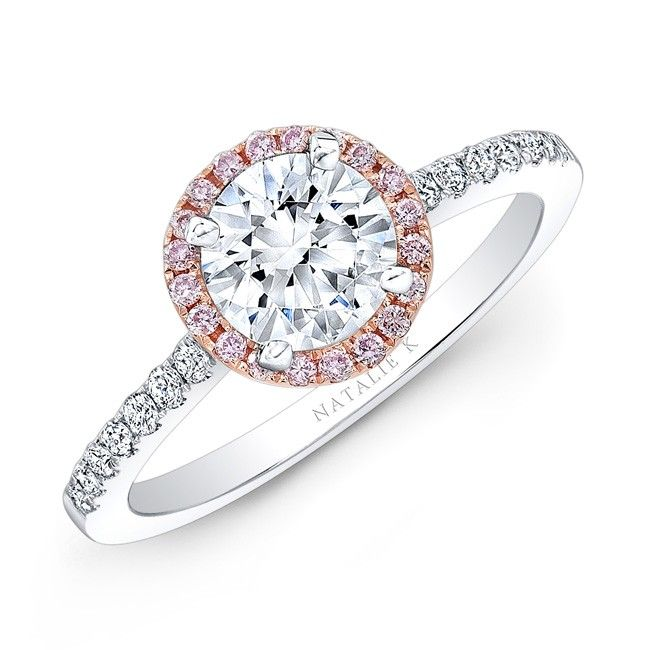 Best 25 Pink engagement rings ideas on Pinterest