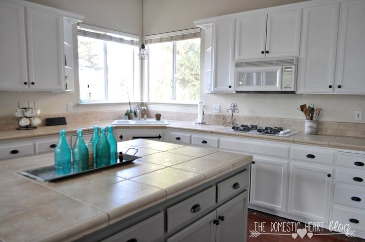 annie sloan kitchen cabinet makeover finally the reveal of our diy kitchen cabinet makeover 10603