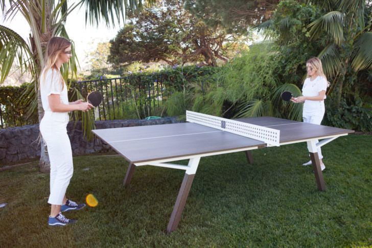 what is the best outdoor ping pong table