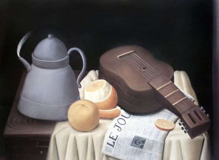 Known for his sculptures and paintings, Colombian artist Fernando Botero drew inspiration from the ancient artwork displayed in his hometown. His unique designs and work led experts to call his pieces Boterismo.