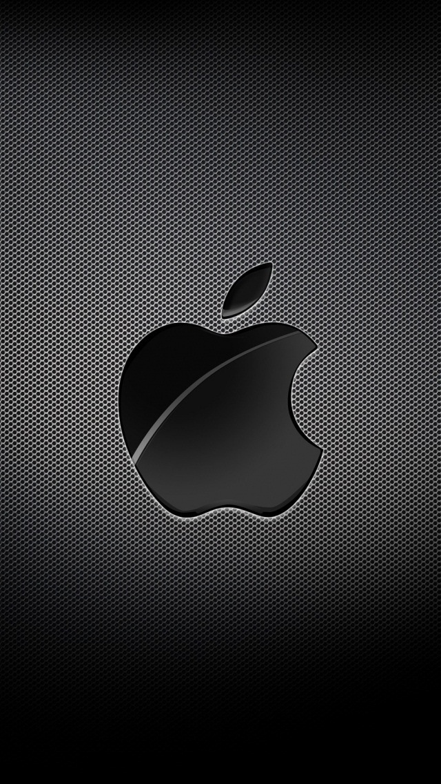 Iphone startup logo