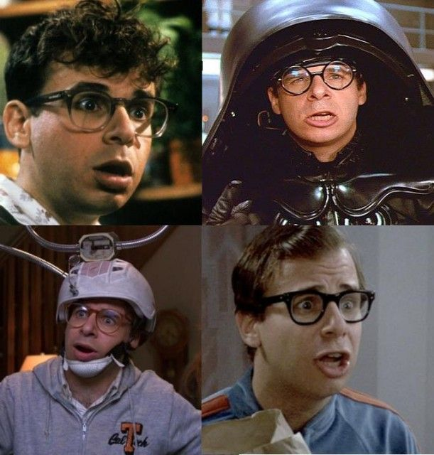 The Enigma of Rick Moranis