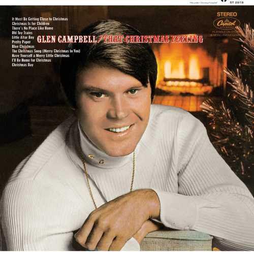 Glen Campbell - That Christmas Feeling LP September 23 2016