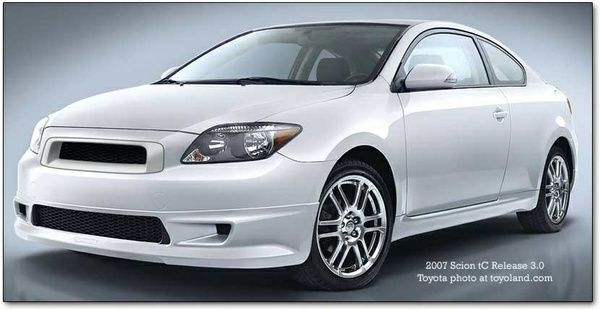 2006-2007 Toyota Scion tC OEM Factory Service and Repair Manual