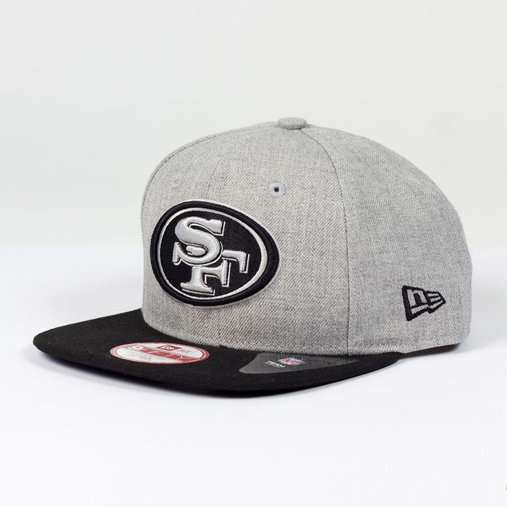 Casquette New Era 9FIFTY snapback Heather NFL San Francisco 49ers   http://touchdownshop.fr/9fifty-snapback/181-casquette-new-era-9fifty-snapback-heather-nfl-san-francisco-49ers.html
