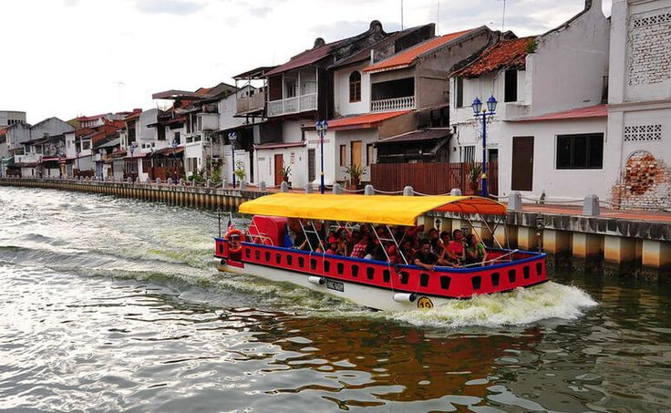 Visit the  The Malacca City which is a UNESCO world heritage site with many eye-catching and modern establishments that offers a rare glimpse of the ancient Malay kingdom. #Travel #Trips365