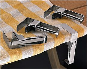 Tablecloth Clips - Gardening