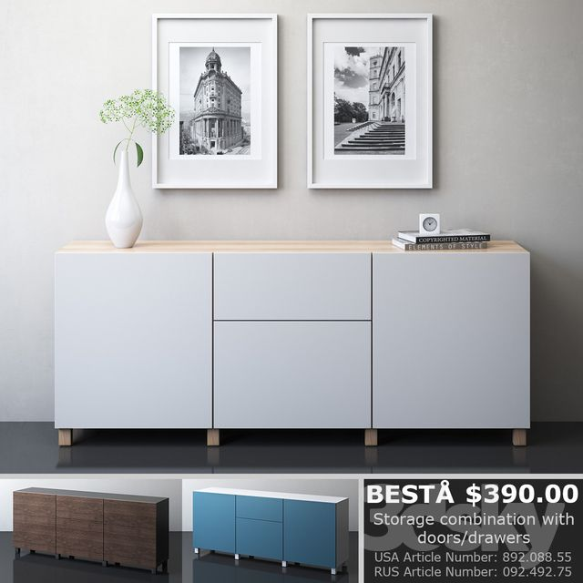 Pin On Living Room, Ikea Living Room Storage Cabinets Sideboards