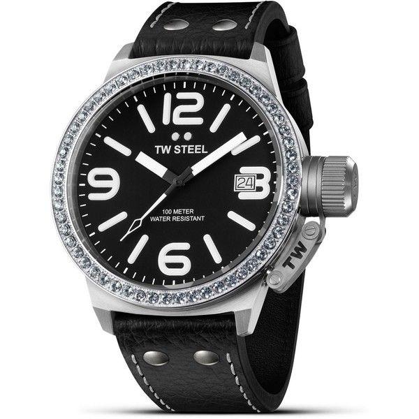 Tw Steel Canteen Watch, 45mm