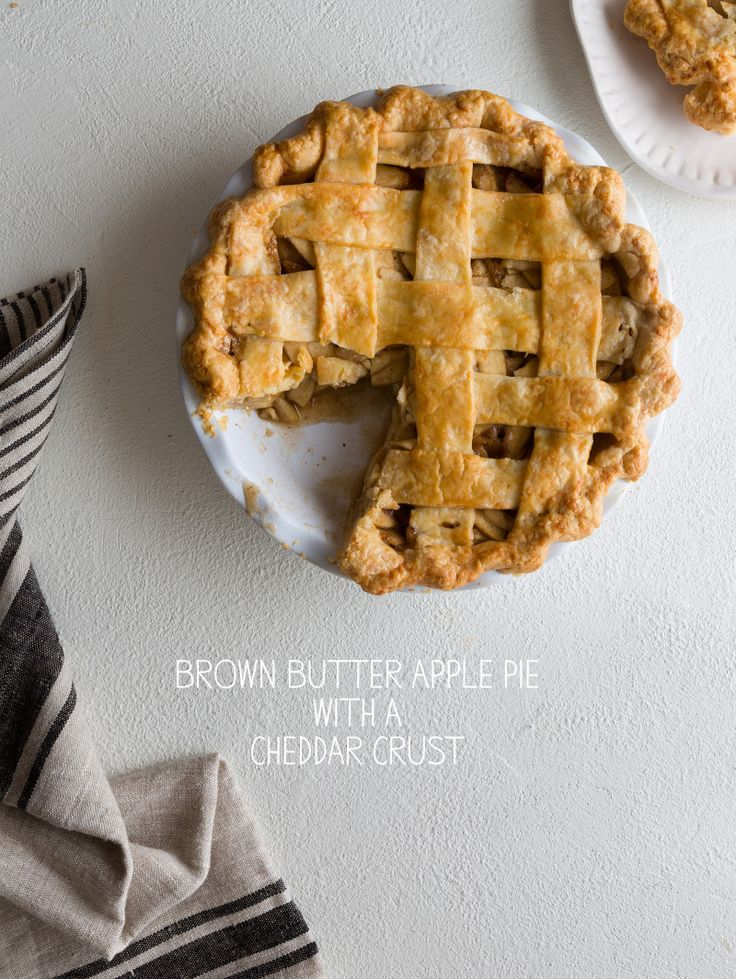 Explore Bacon Apple Pie, Brown Butter Apple Pie, and more!