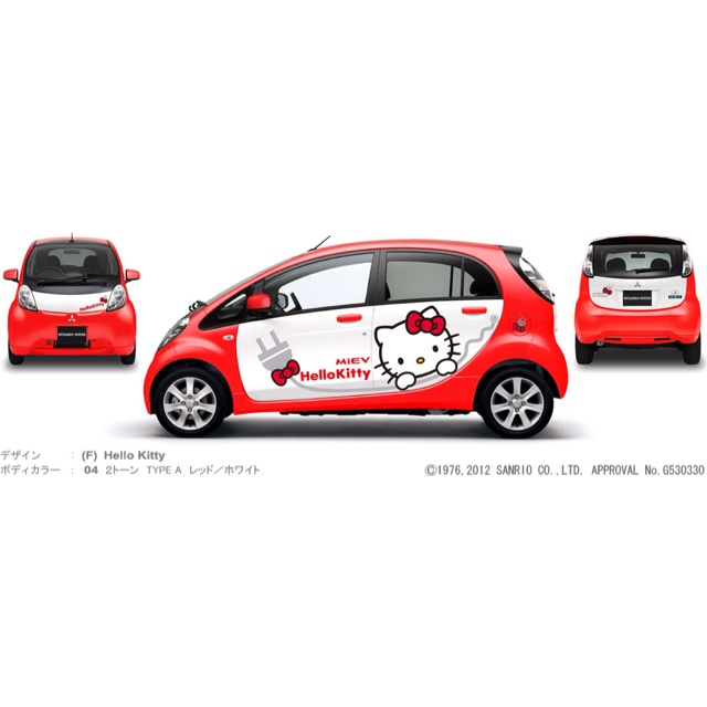 Hello Kitty Electric Car Motor: 42 Best Hello Kitty Images On Pinterest
