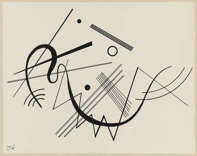 Wassily Kandinsky, 1929                                                       …