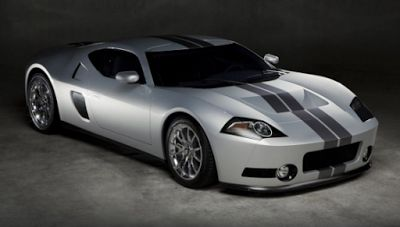 2018 Ford Galpin GTR1 Design Style