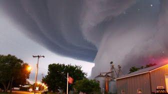 ¡La furia de Dios! Los Desastres naturales mas impactantes captados en cámara