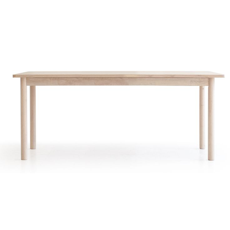Milo C12 spisebord 180, natur – Decotique – Kjøp møbler online på ROOM21.no