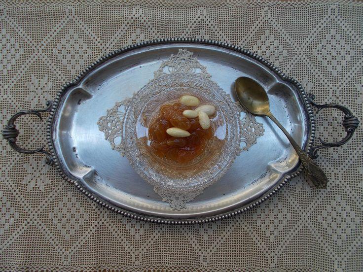 Σταφύλι+σουλτανίνα,+γλυκό+του+κουταλιού