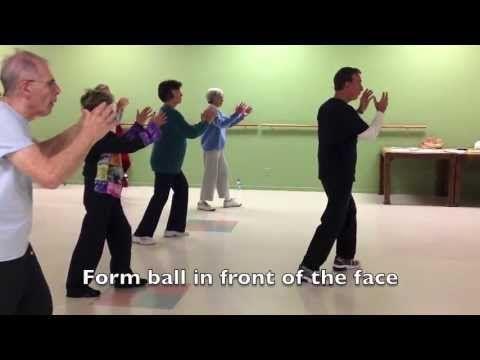 Easy Qigong & Easy Tai Chi - Senior Exercise Repinned http://www.medischeqigong.com/ http://www.academ.nl/ #video #qigong
