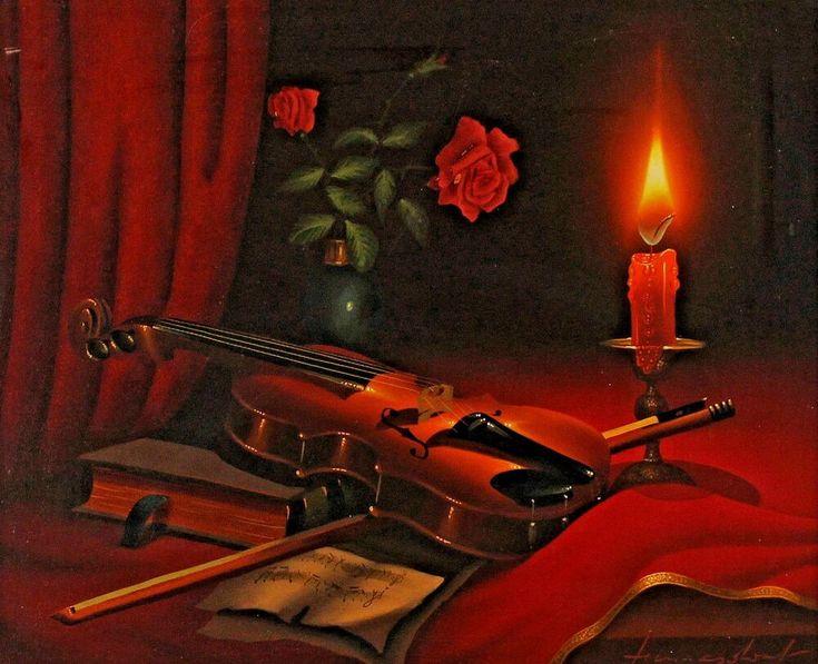 тайна волшебной скрипки картинки
