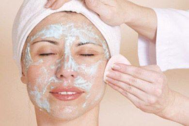 Αντιρυτιδική-συσφικτική μάσκα προσώπου