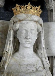 Margaret I of Denmark - detail from her tomb in Roskilde Cathedral. #DancingQueen