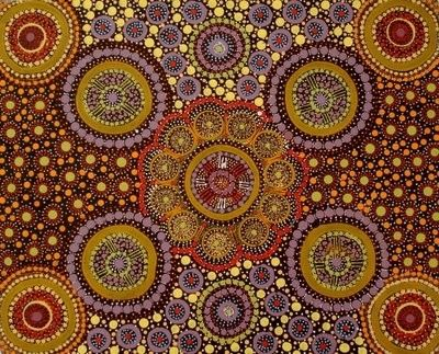 Aboriginal art by shelia