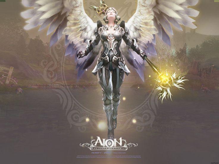aion 3d fantasy art angel. Read Full article: http://webneel.com/3d-models-glamorous-cg-girls | more http://webneel.com/3d-graphics . Follow us www.pinterest.com/webneel