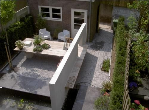 Best tuin images landscaping modern gardens and