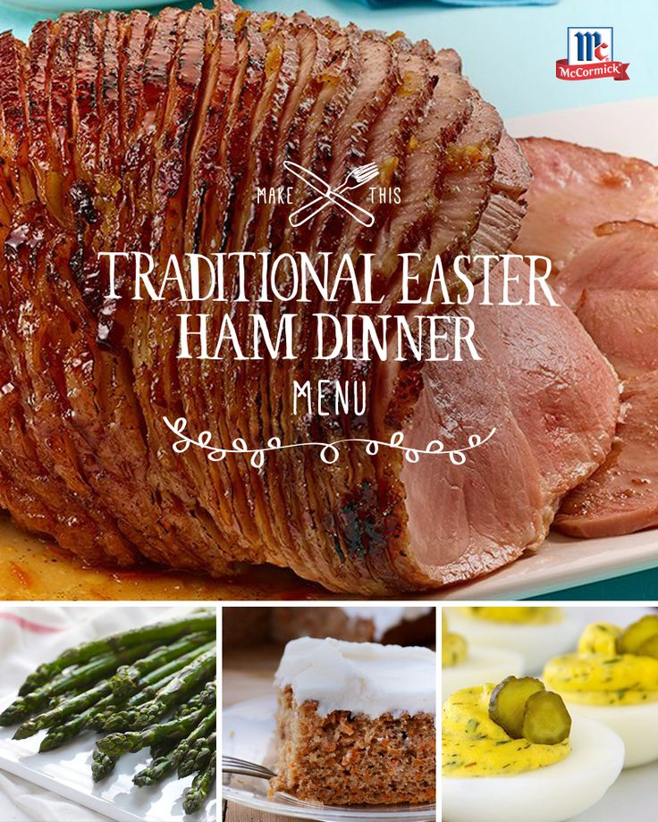 This classic Easter feast invites spring flavors to the table with Orange Glazed Ham, Roasted Asparagus and more. It's a menu full of recipes the whole family will love.
