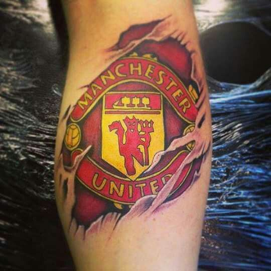50 best MUFC Tattoos images on Pinterest | Man united ...