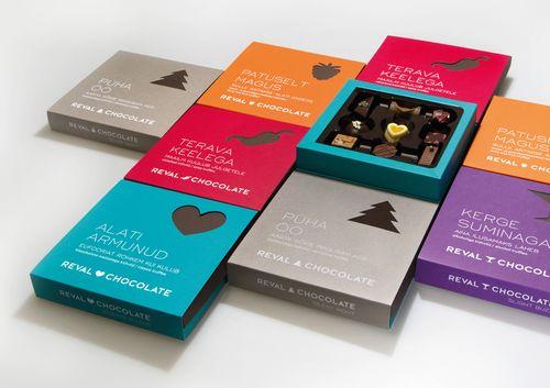 Revel Chocolate