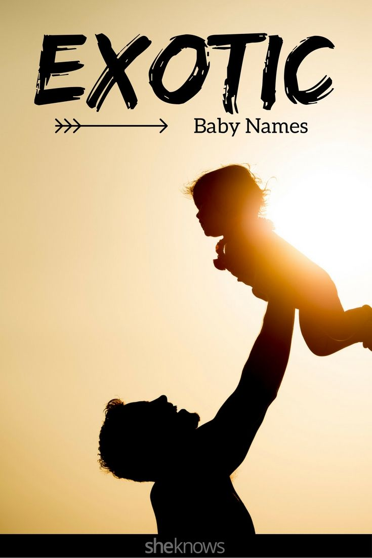 These exotic baby names are from Spain, France and Argentina, among others. #BabyNames