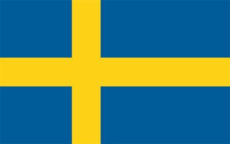 Sveriges flagga, flaggor