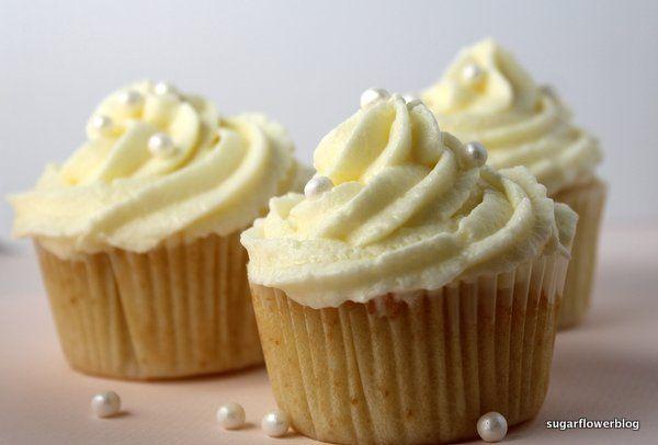 Opskrift på vanilje cupcakes