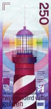 bankbiljet 250 gulden