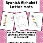 Quick and easy to cut out and use right away.  However, these mats lend themselves to a lot of ideas! Such as: -using for reading journals -word wa...